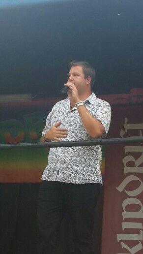 Louw Viljoen @ Droogeheuwel Hosa Radio Show.