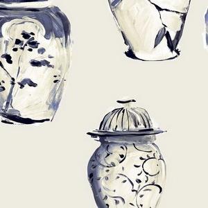 City Limits - Porcelain Delft