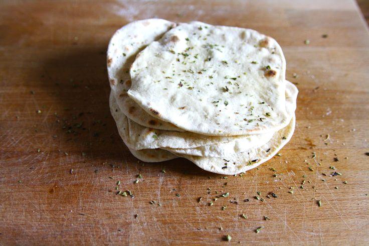 Fase3: mangiare! unleavened #bread #oregano #food #slowfood