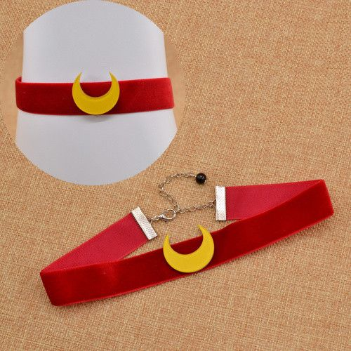 Sailor Moon Red Choker