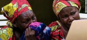 Proof of Life: 15 Nigerian School Girls Kidnapped by Boko Haram 'All Well' in New Video  | 160413102319-01-chibok-mothers-0413-large-169