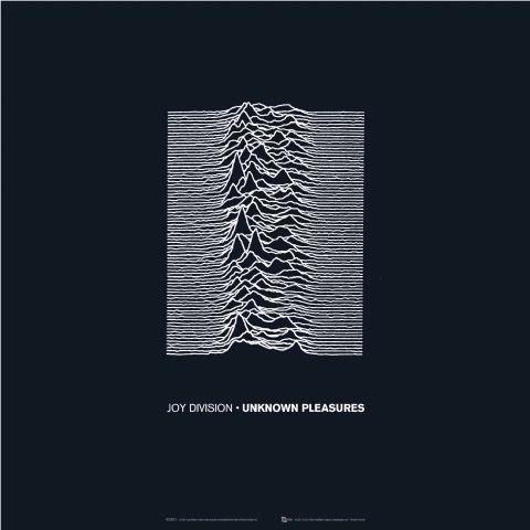 "Joy Division, ""Unknown Pleasures"""