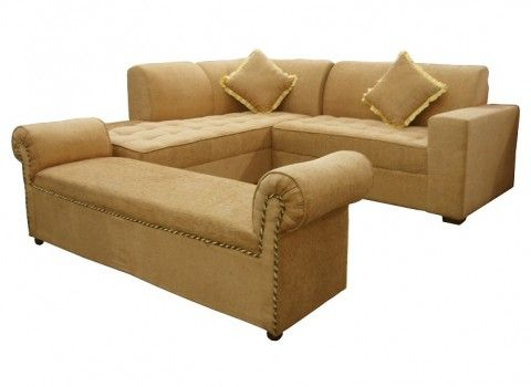 Second Hand L Shaped Sofa 3 Seater