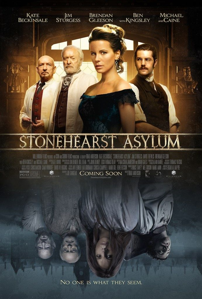 'Eliza Graves' is Now Millennium Entertainment's 'Stonehearst Asylum' with New Release Date