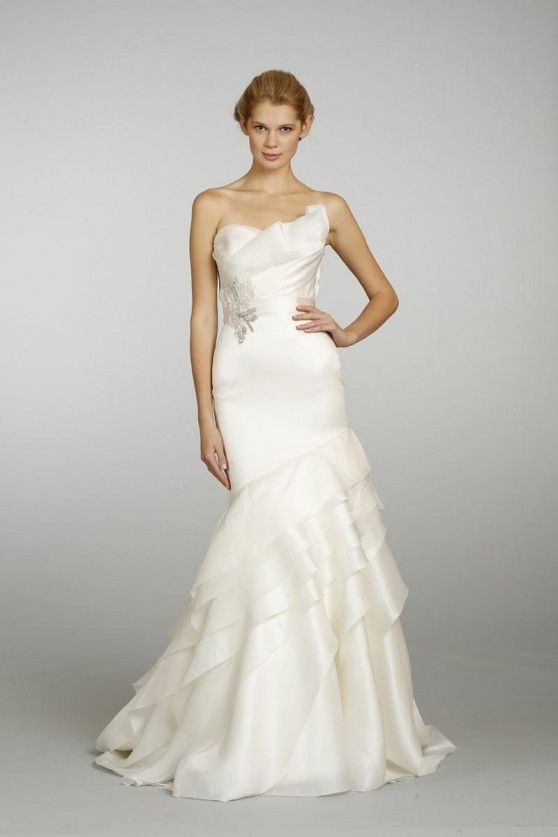 31 best wedding dresses for kristen images on pinterest for Petite wedding dress designers