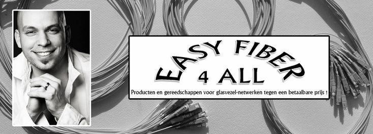 Wie is de persoon achter Easy Fiber 4 All?Mijn naam is Erik Onkenhout. Ik ben 36 jaar en een trotse vader van 2 meisjes van 5 jaar (een tweeling dus) en getrouwd met een hele mooie vrouw.