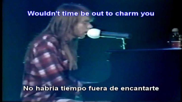 Guns N' Roses live in Oklahoma City November Rain [lyrics]  (Subtitulado...