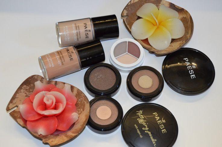 Профессиональная косметика PAESE Cosmetics!!!