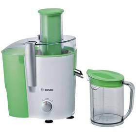 Odšťavovač Bosch MES20G0 biely/zelený