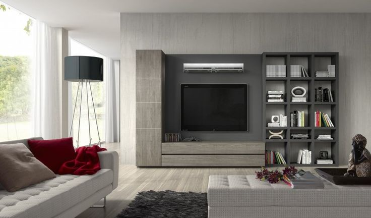 Mejores 945 im genes de media units en pinterest for B q living room units