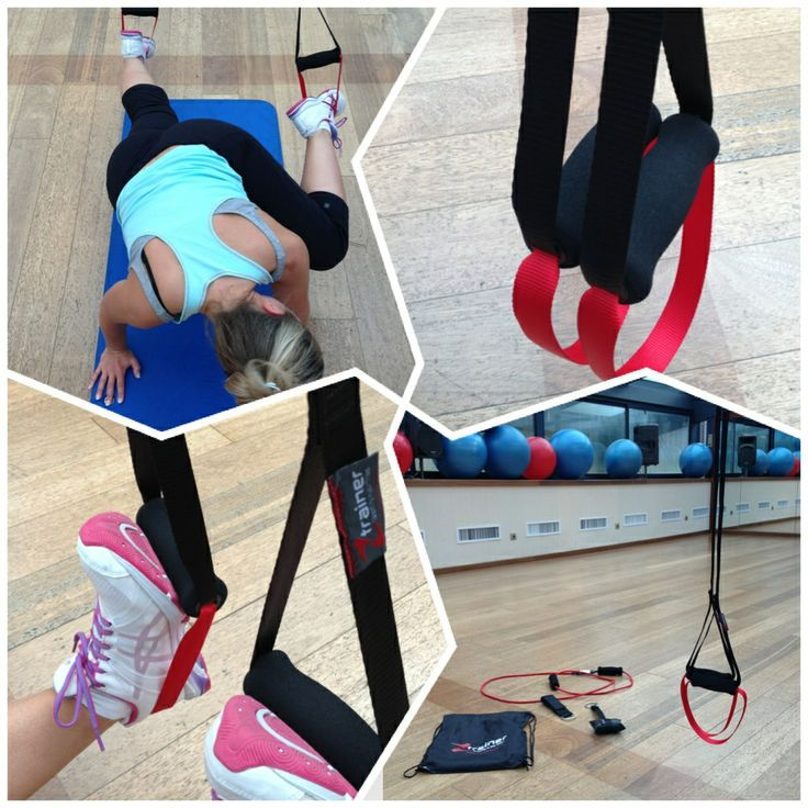 #core #workout with the Ztrainer #suspension #trainer -total body #exercise anywhere, anytime