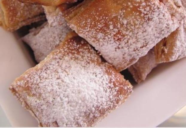 Pastelitos de Guayaba (Guava Pastries)