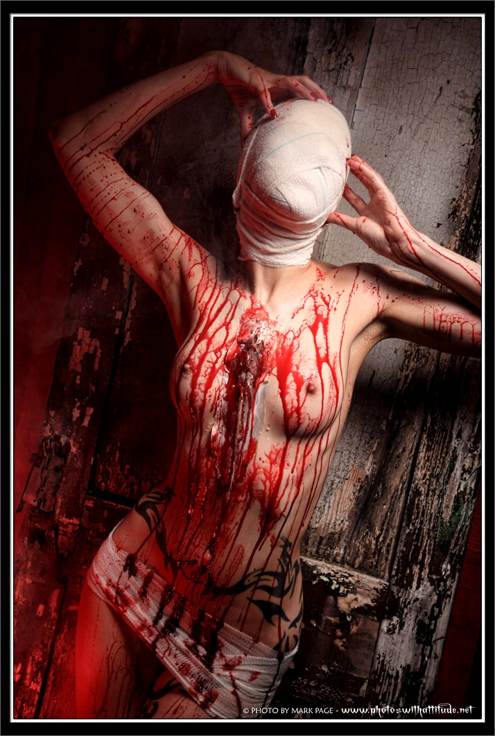 Hot zombie girl naked remarkable, rather