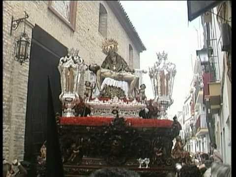Salida de la Hermandad  Servita (Sevilla) - Sábado Santo 2008