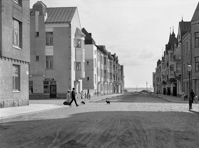 Helsinki - I. K. Inha (1865-1930)