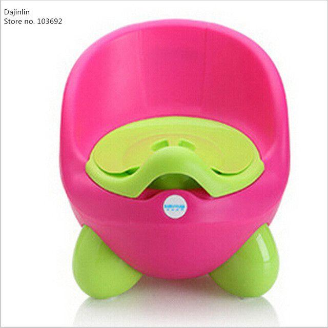 Plastic Non-slip Kids Toilet Seat