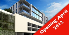 Umhlanga Business Centre, opening on the 1st of April 2012