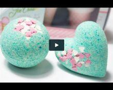 Vidéo: Comment fabriquer des bombes de bain - Femmes d'Aujourd'hui