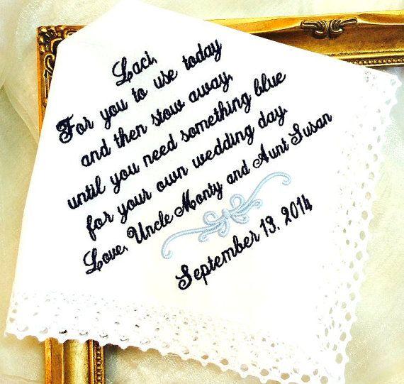 Junior Bridesmaid  Flower Girl  Handkerchief  by MisterandMrs, $24.50  #wedding #bride #flowergirl