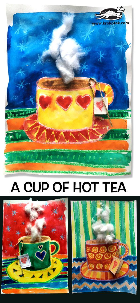 krokotak | A cup of hot tea