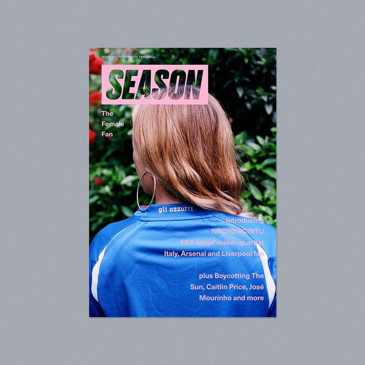 Issue 01: The Female Fan