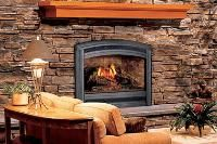"""LSS35CP 35"""" Spectra Series, Top Direct Vent Gas Fireplace, Electronic Ignition - Propane Gas"""