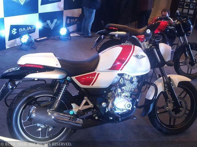 Slideshow : Bajaj Auto's new bike 'V' makes use of INS Vikrant metal - Bajaj Auto's new bike 'V' makes use of INS Vikrant metal - The Economic Times