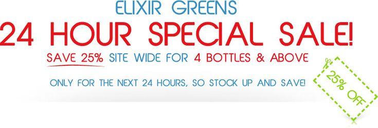 Elixir Greens - The Wonderful Greens Supplement That You Ever Need