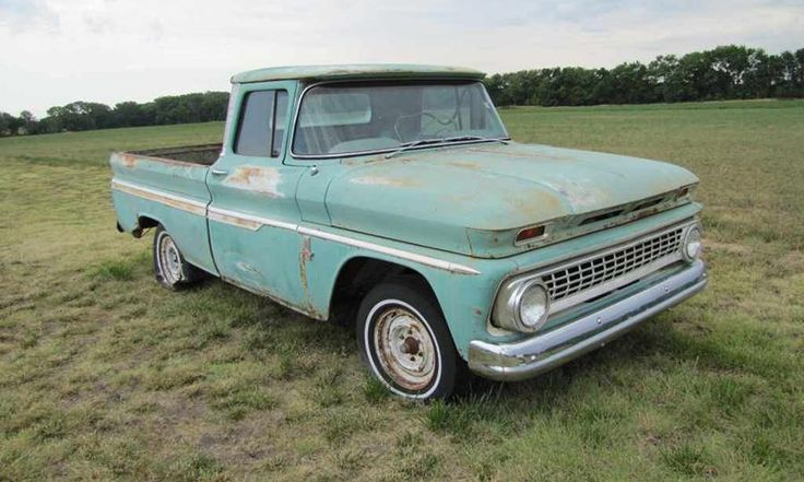 Lambrecht Chevrolet classic car auction: pickup trucks - Autoweek