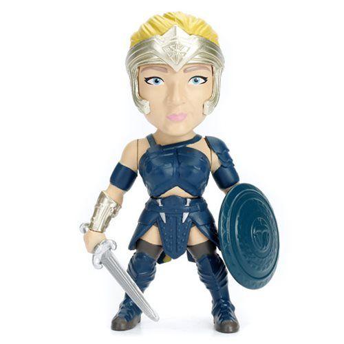 Wonder Woman Movie General Antiope 4-Inch Metals Figure - Jada Toys - Wonder Woman - Action Figures at Entertainment Earth