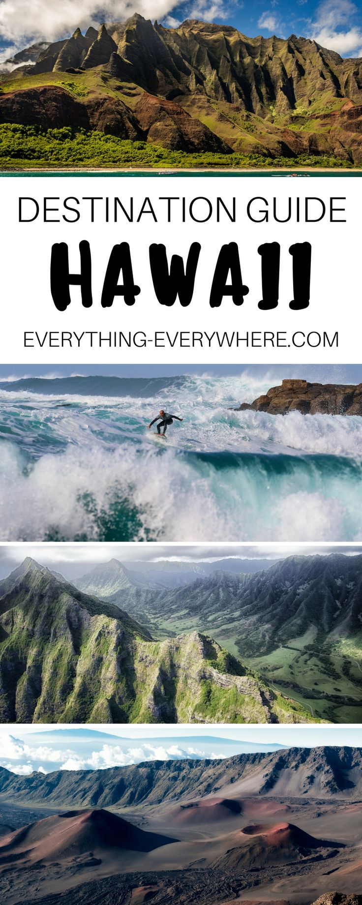 Best Island To Visit In Hawaii For Hikers