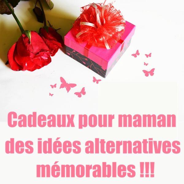 Des chouettes id es de cadeaux que les enfants peuvent faire leur maman - Generateur idee cadeau ...