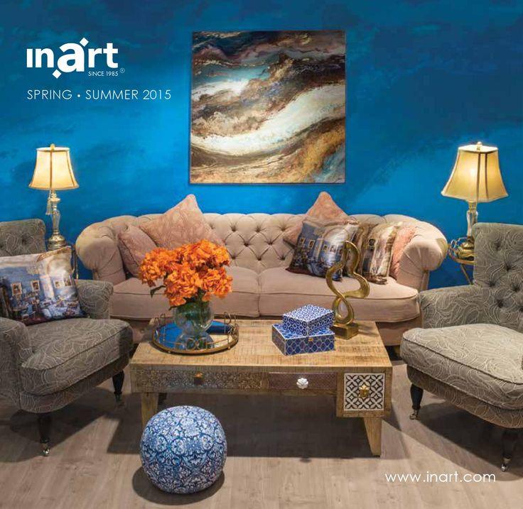 inart BROCHURE SPRING - SUMMER 2015 www.inart.com