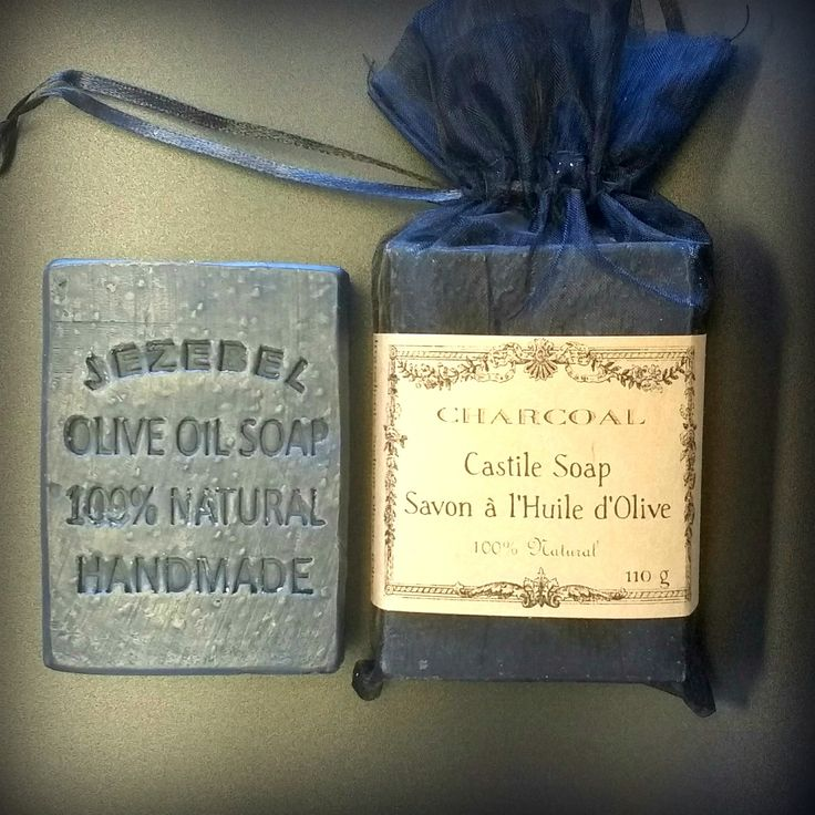Castile Soap - Charcoal Deep Cleanser