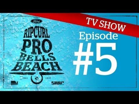 Rip Curl Pro, Bells Beach Australia TV Show - Part #5