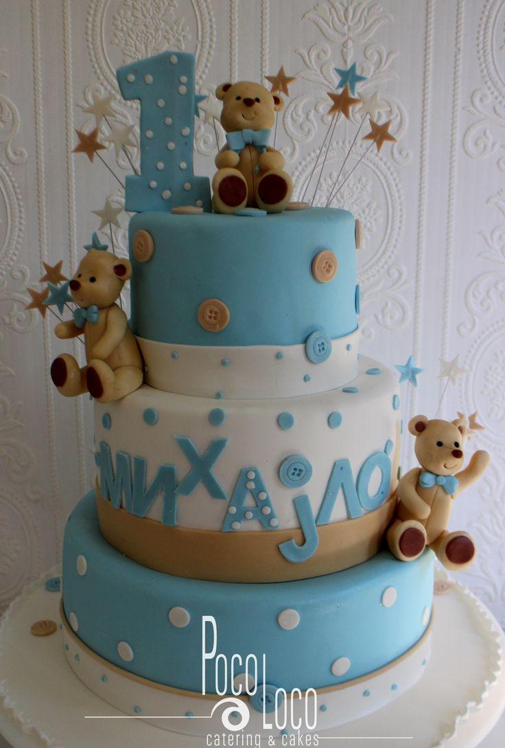 Torta Za Prvi Rodjendan Torte Cake Catering