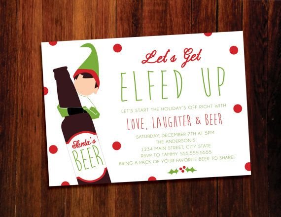 The 25 best christmas party invitations ideas on pinterest the 25 best christmas party invitations ideas on pinterest holiday party invitations diy xmas party and christmas party decorations diy stopboris Image collections