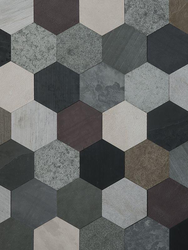 Artesia Palette Origami Natural Stone Materials