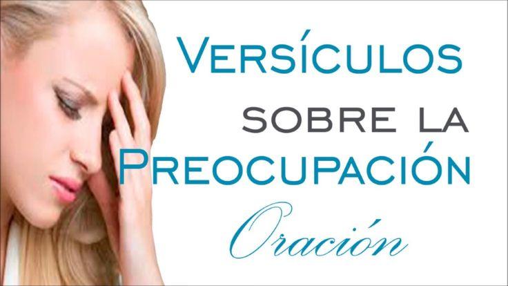 http://misionyaccion.blogspot.com.co/ VERSÍCULOS SOBRE LAS PREOCUPACIONES -  que hacer en momentos de preocupa...