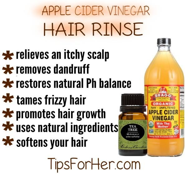 This is an awesome natural hair rinse to help with the summer frizz and promote hair growth!