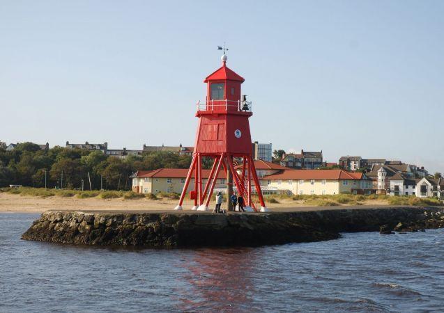 Groyne Lighthouse -South Shields