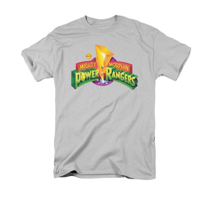 Power Rangers: MMPR Logo T-Shirt