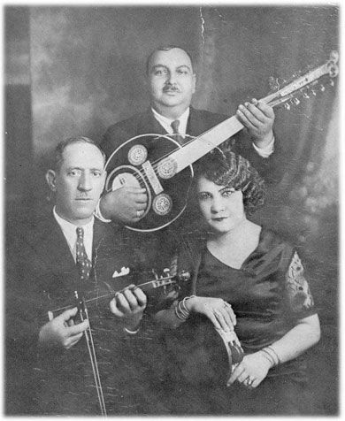 Rosa Eskenazy was another rebetiko female vocalist who was just as unconventional in her life as Sotiria, however her movements were more theatrical and calculated, she came from a family of professional musicians and her style is informed by that history. Much of her music was composed with many instruments in mind, oud, violin and classical orchestration in general, hence she receives more credit in academic and sophisticated music circles, unfair as that may be.