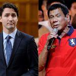 Bullshit! Rodrigo Duterte answers at Justin Trudeau/Rodrigo Duterte risponde a Justin Trudeau