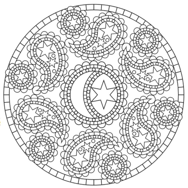 2886 best mandala images on pinterest mandala coloring coloring pages and coloring books. Black Bedroom Furniture Sets. Home Design Ideas