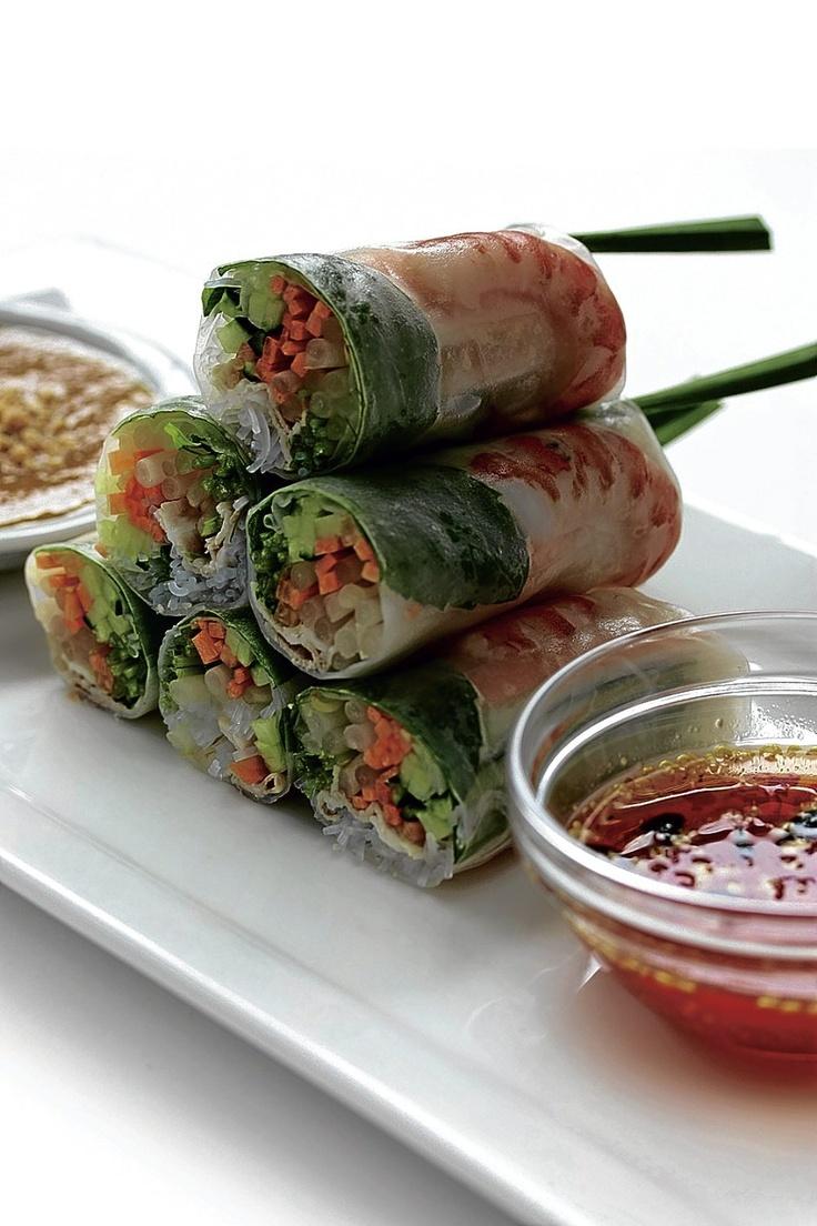Vietnamese fresh spring rolls | Inquirer Lifestyle