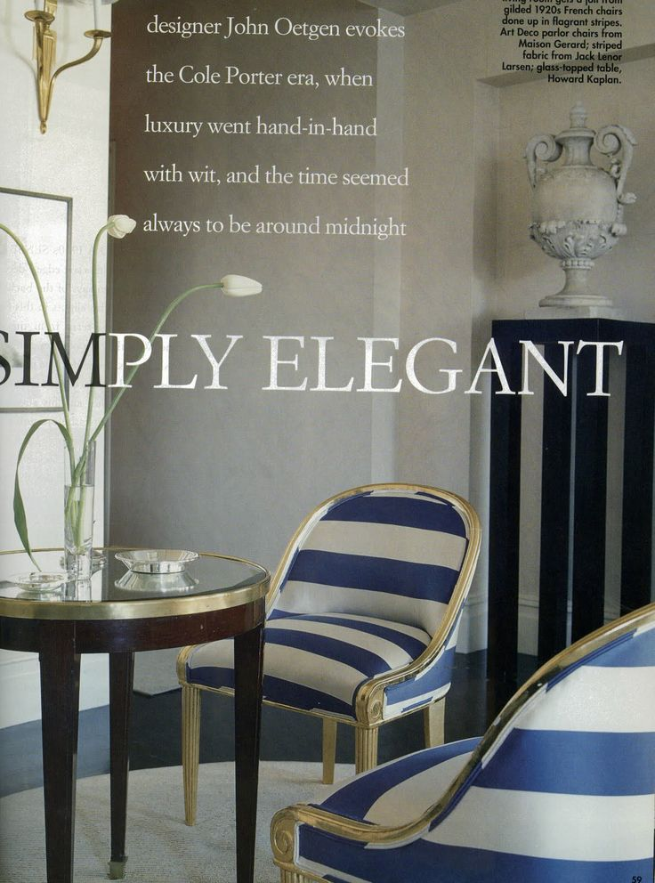 Best 20 Striped Chair ideas on Pinterest Black and  : 437f48df76cf7f2878191864522bd20d gold chairs white chairs from www.pinterest.com size 736 x 992 jpeg 107kB
