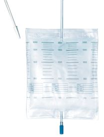 Urine bag 2.0l, EO-treated