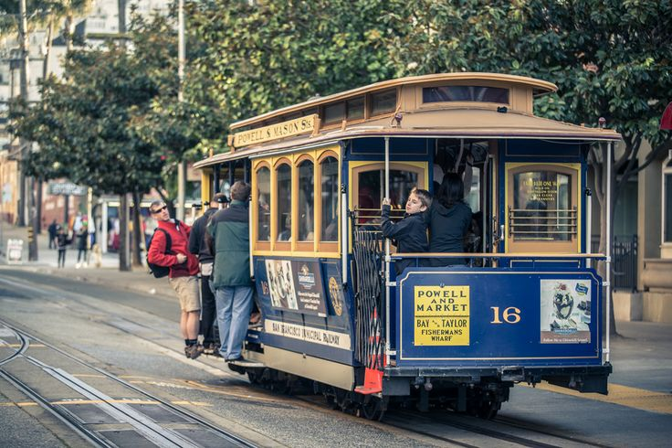 San Francisco Municipal Railway by Agustin Ramirez Valenzuela on 500px