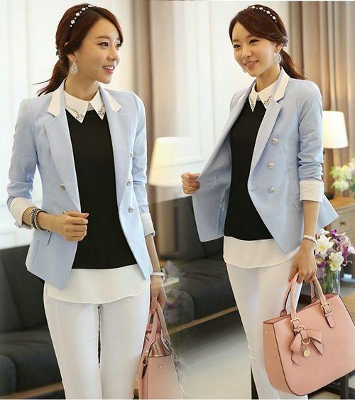 Follow me at @myemilypierce for more #pretty #women #outfit , Ofis Kıyafetleri Modası - http://www.birleydi.com/2014/06/ofis-kiyafet-modasi.html ✿
